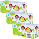 Compatible Toner Cartridges 125A for HP (CF373AM) (3-pack)