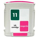 Compatible Ink Cartridge 11 (C4837AE) (Magenta) for HP Designjet 110 plus