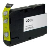 Compatible Ink Cartridge 210XL for Lexmark (14L0177E) (Yellow)
