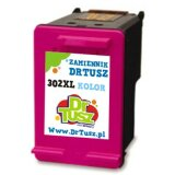 Compatible Ink Cartridge 302 (F6U65AE) (Color) for HP ENVY 4524