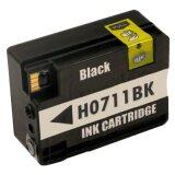 Compatible Ink Cartridge 711 XL (CZ133A) (Black) for HP Designjet T520 - CQ893A