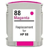 Compatible Ink Cartridge 88 XL (C9392AE) (Magenta) for HP Officejet Pro L7580