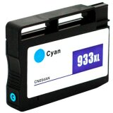 Compatible Ink Cartridge 933 XL (CN054AE) (Cyan) for HP Officejet 6100 H611