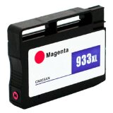 Compatible Ink Cartridge 933 XL (CN055AE) (Magenta) for HP Officejet 6100 H611