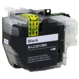 Compatible Ink Cartridge LC-3213BK (LC-3213BK) (Black) for Brother DCP-J572 DW