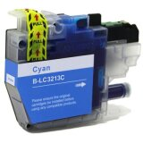 Compatible Ink Cartridge LC-3213C (LC-3213C) (Cyan) for Brother DCP-J774 DW