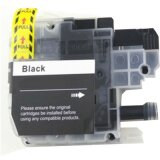 Compatible Ink Cartridge LC-3617 BK (LC-3617BK) (Black) for Brother MFC-J3930 DW