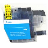 Compatible Ink Cartridge LC-3617 C (LC-3617C) (Cyan) for Brother MFC-J3930 DW