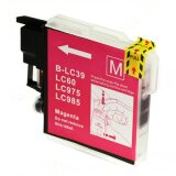 Compatible Ink Cartridge LC-985 M (LC985M) (Magenta) for Brother DCP-140 W