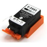 Compatible Ink Cartridge T2661 for Epson (C13T26614010) (Black)