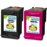 Compatible Ink Cartridges 300 (CN637E) for HP Deskjet F2492