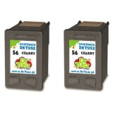 Compatible Ink Cartridges 56 (CC620A) (Black) for HP Photosmart 7762 W