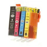 Compatible Ink Cartridges 655 for HP (655CMYK) (multi pack)