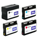 Compatible Ink Cartridges 932 XL/933 XL (C2P42AE) for HP Officejet 7610 H912a