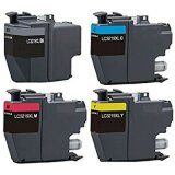 Compatible Ink Cartridges LC-3219 XL CMYK for Brother (LC3219XLVALDR)