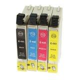 Compatible Ink Cartridges T0445 for Epson (C13T043140BA) (multi pack)