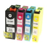 Compatible Ink Cartridges T1305 for Epson (C13T13064010)
