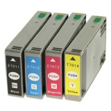 Compatible Ink Cartridges T7015 for Epson (C13T071540A0) (multi pack)